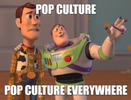 Bienvenue dans l'univers de la Pop Culture !