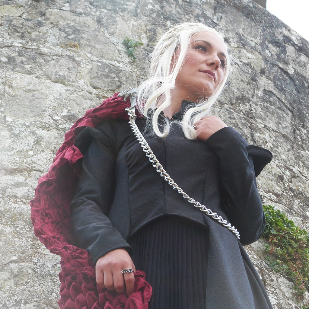 02 -Daenerys Wicked Cats Cosplay